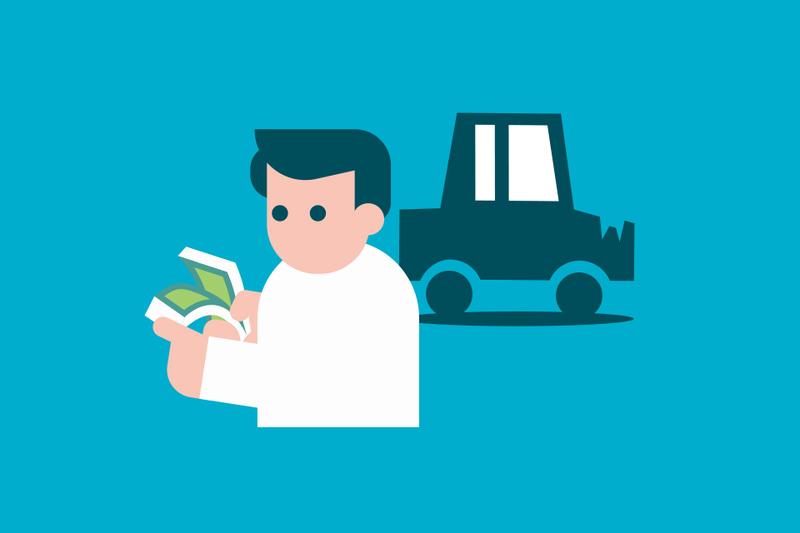 ¿Puedes cobrar una indemnización y no reparar el vehículo?