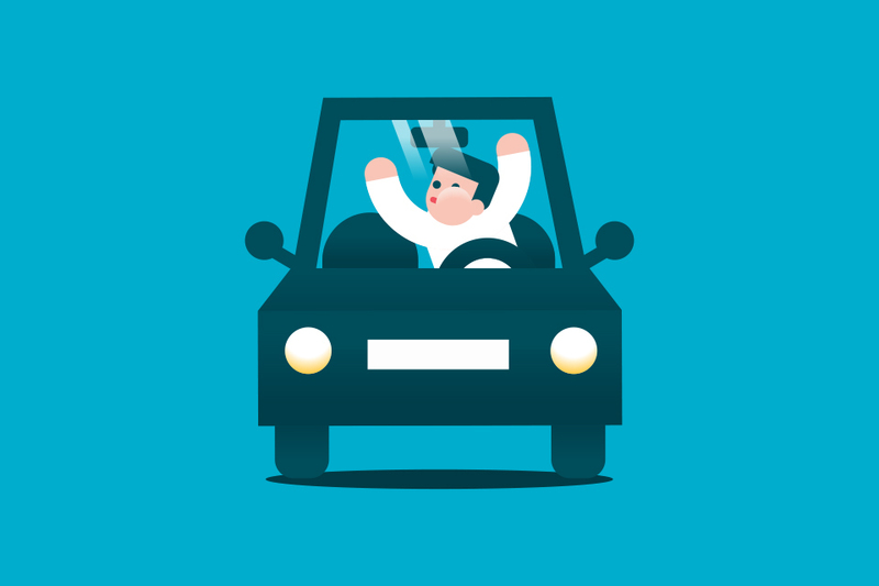¿Te cubre el seguro los daños personales tras un frenazo brusco sin colisión?