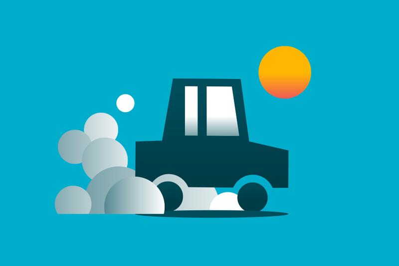 El cambio climático podría incrementar las primas de los seguros de automóviles