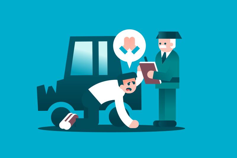 ¿Qué puedes hacer si no estás de acuerdo con un atestado policial?