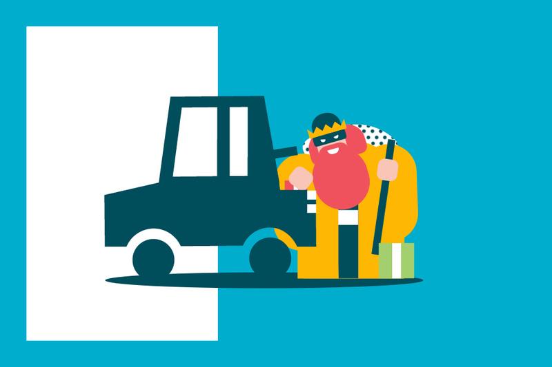 ¿Sabías que… hay seguros que cubren el robo de los regalos de Reyes que dejes en el maletero?
