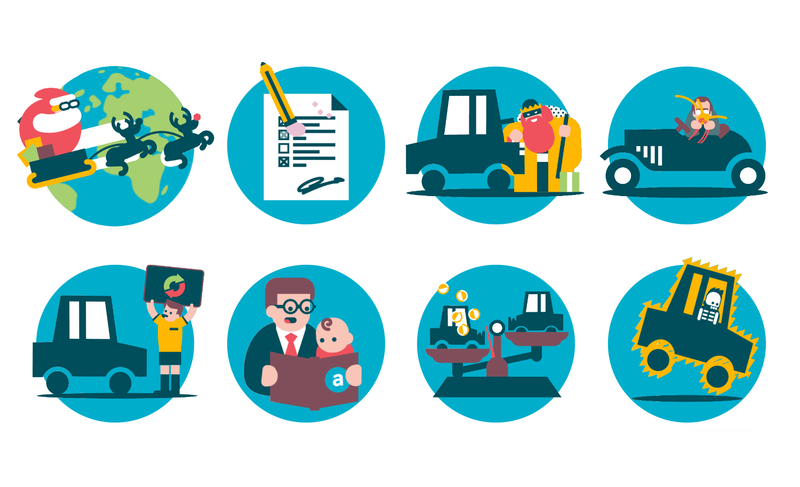 Todo lo que necesitas saber sobre el seguro del coche (XIX)