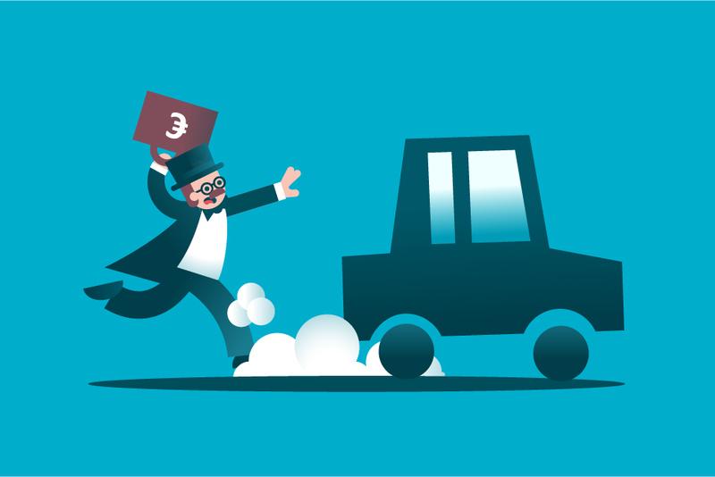 Cómo estar en una lista de morosos te complica la contratación de un seguro de coche