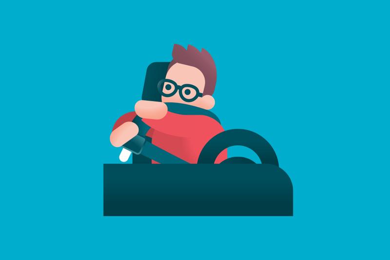 Conducir sin cinturón: ¿Te cubre el seguro en caso de accidente?