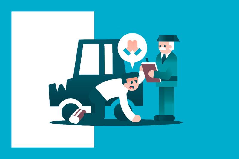 ¿Sabías que... puedes impugnar la redacción del atestado de un accidente de tráfico?