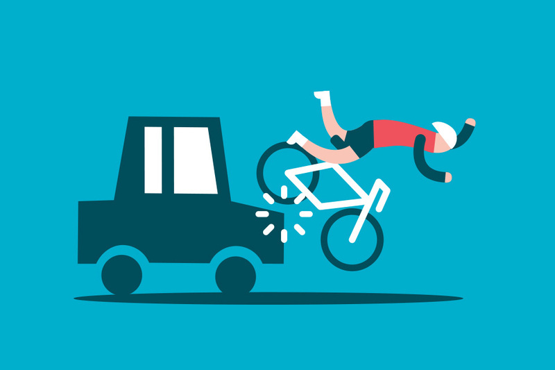 Seguros de coche con coberturas para ciclistas