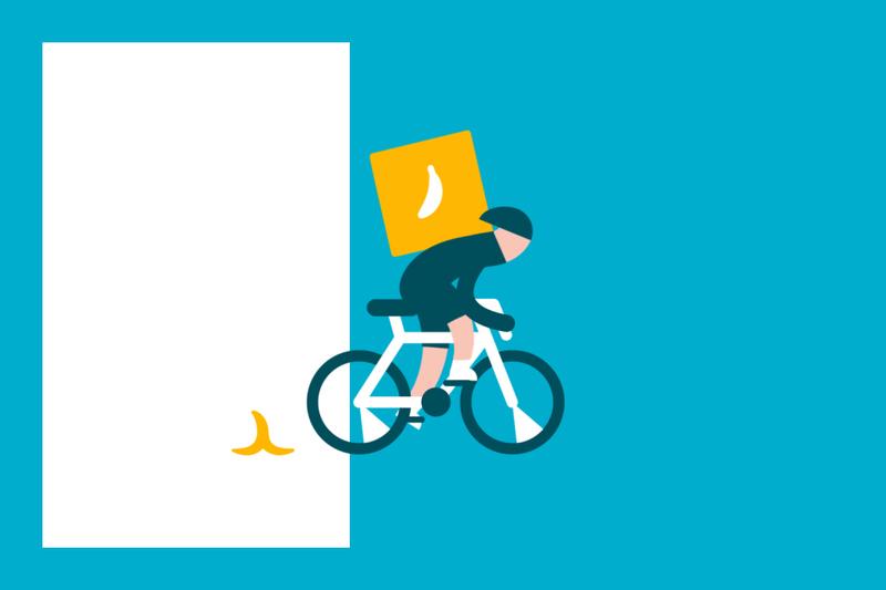 ¿Sabías que... hay seguros de coche que cubren los accidentes que causes con tu bicicleta?