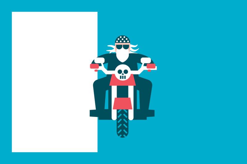 ¿Sabías que... si no llevas casco el seguro puede reducirte la indemnización tras un accidente?