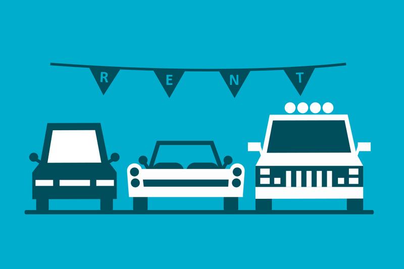 ¿Qué te cubre el seguro de un coche de alquiler?