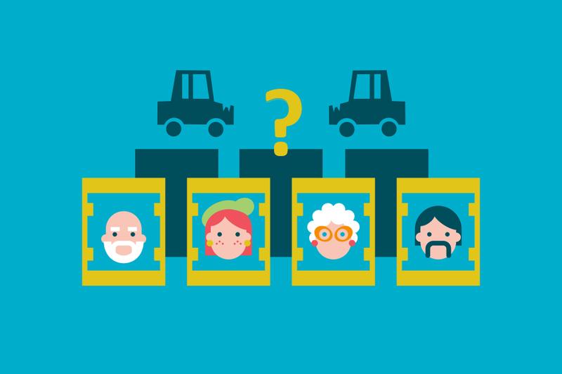 Accidentes más frecuentes entre vehículos, ¿de quién es la culpa?