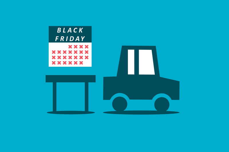 """Ofertas en seguros para el """"Black Friday"""""""