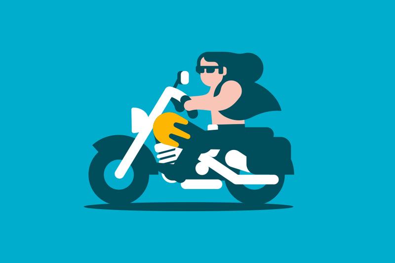 Los descuidos sobre ruedas que pueden salir caros