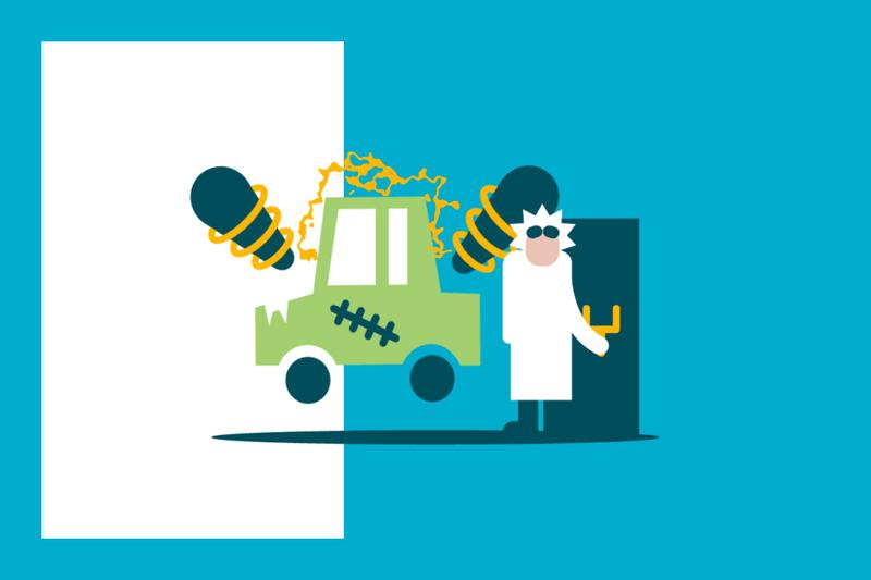 ¿Sabías que... puedes reparar tu vehículo aunque sea declarado siniestro total?