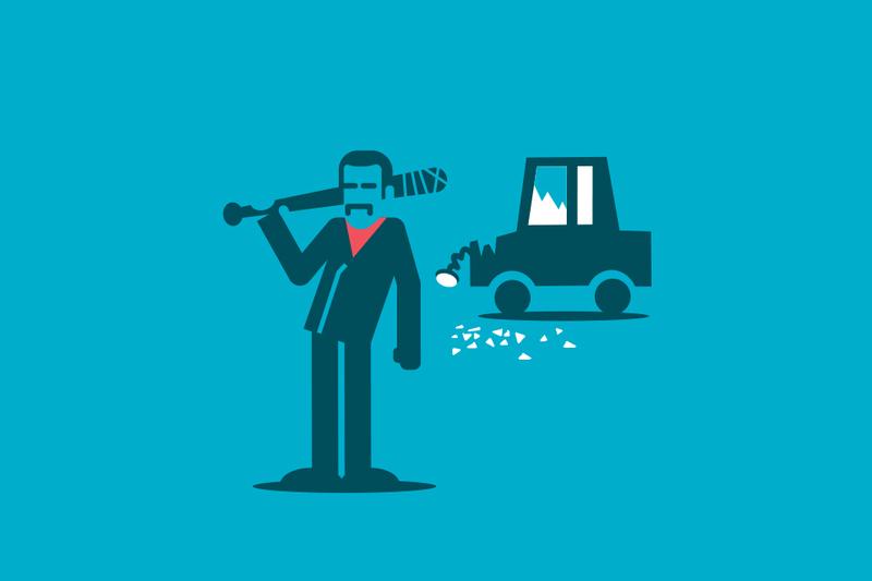 Cómo cubre el seguro los daños causados por actos vandálicos